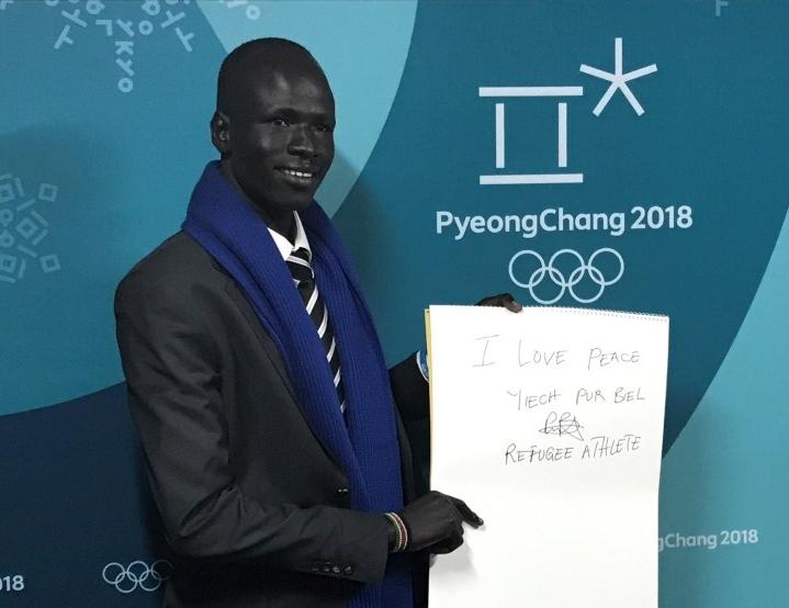 olympic refugee